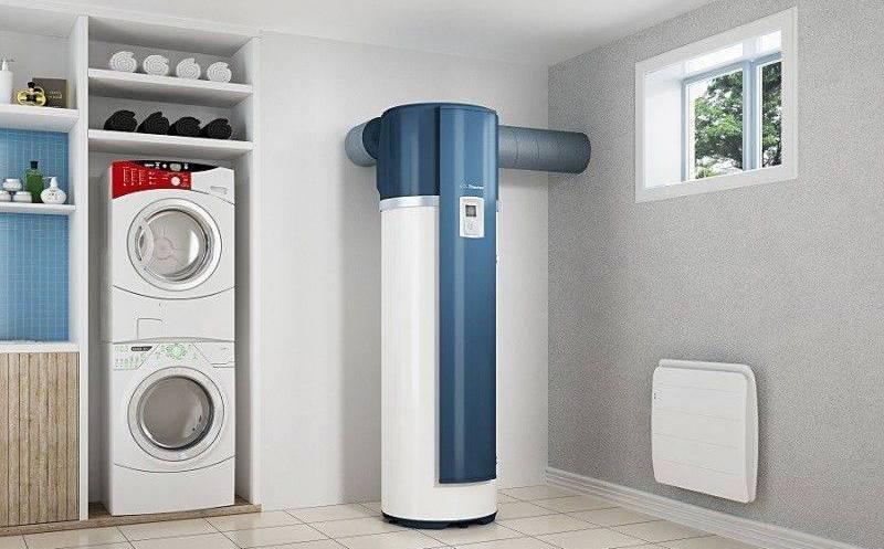Chauffes-eau thermodynamique